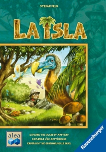 La isla - La gaceta de los tableros