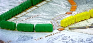 recorrido ticket to ride