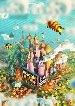waggle dance portada