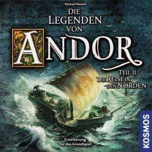 Leyenda de Andor-expansión