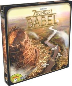 7 wonders- babel