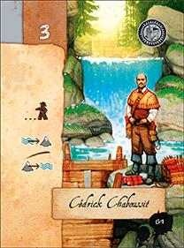 cédrick chaboussit- lewis & clark
