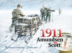 1911 Amundsen vs Scott-portada