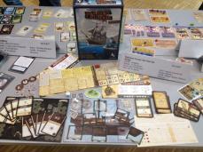 Robinson Crusoe: Beagle expansion