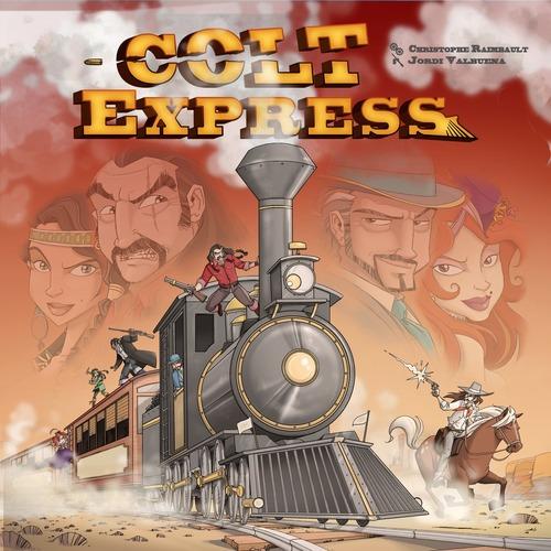 Top 10: Colt Express