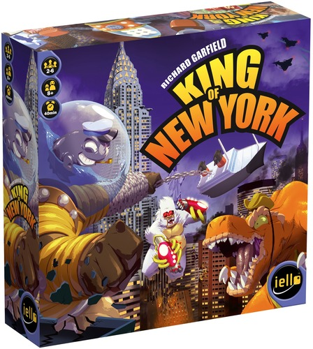 Top 18: King of New York