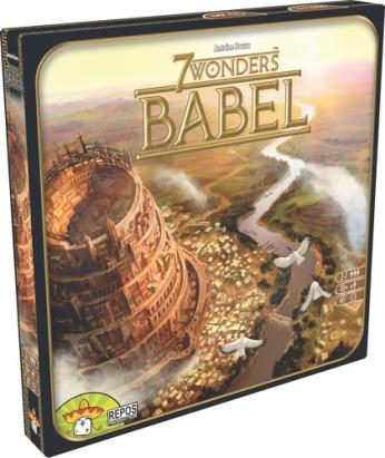 Top 14: 7 wonders, Babel