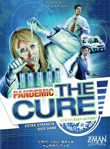 Top 16: Pandemic, the cure