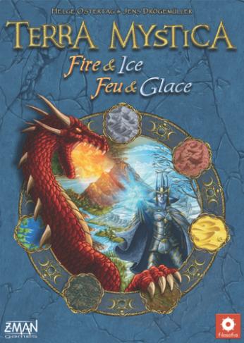 Top 19: Terra Mystica, Fire & ice