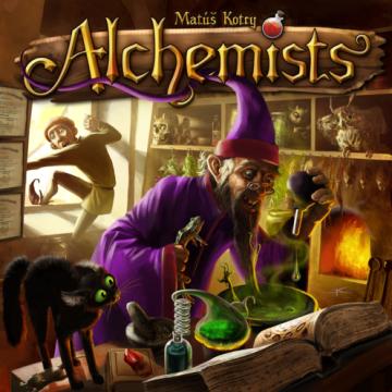 Top 1: Alchemist