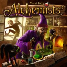 Alchemists-portada