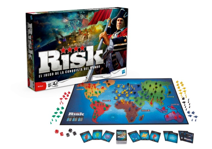 risk-componentes