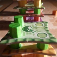 Pagoda-componentes