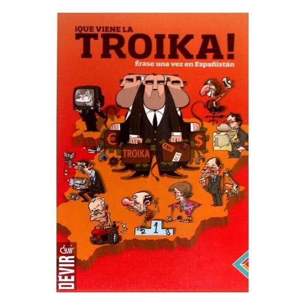 Portada Troika
