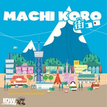 Machikoro-portada
