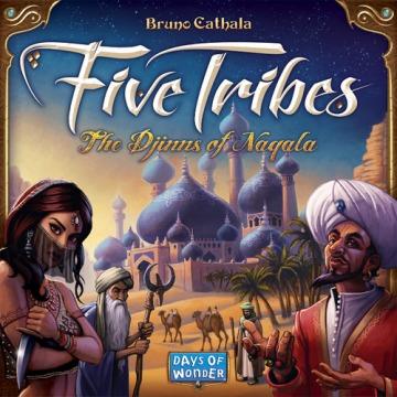fivetribes-portada
