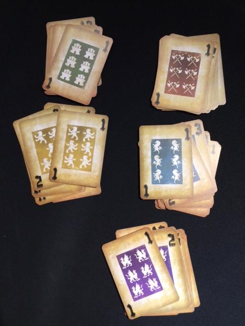 cartas de turno