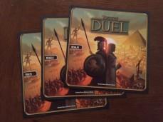 Reglas de 7 wonders duel