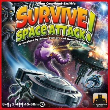 Survive! Space Attack!