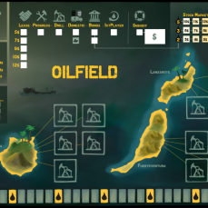 Oilfield Board